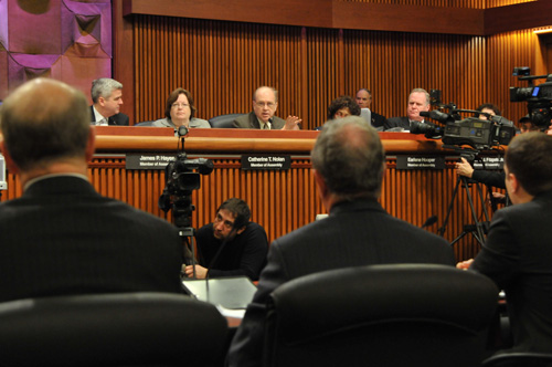February 7, 2011 Local Governments Budget Hearing