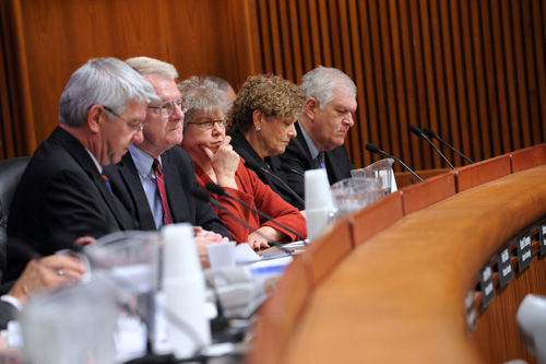 February 8, 2011 Environmental Conservation Budget Hearing