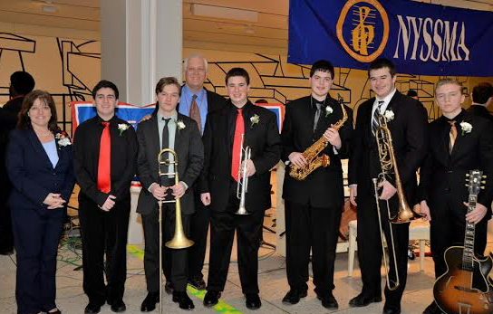 Ward Melville Student Musicians Perform at the State Capitol