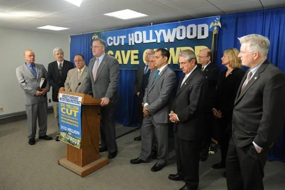 Assemblyman Dave McDonough and his colleagues offer legislation to restore $90 million in funding for OPWDD.