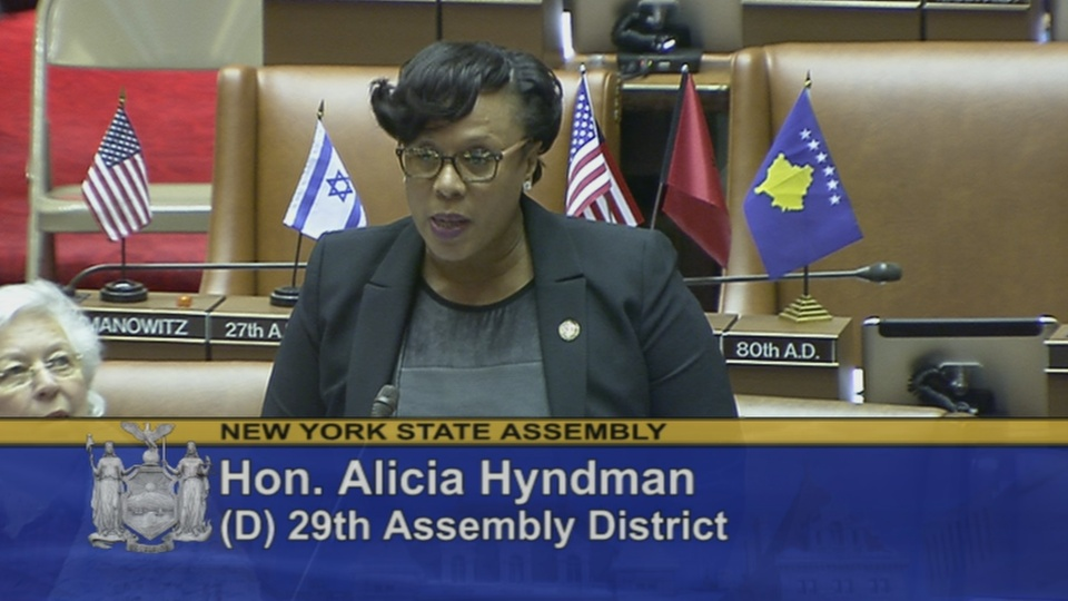Assemblywoman Hyndman Recaps The Success of the 2016 Budget