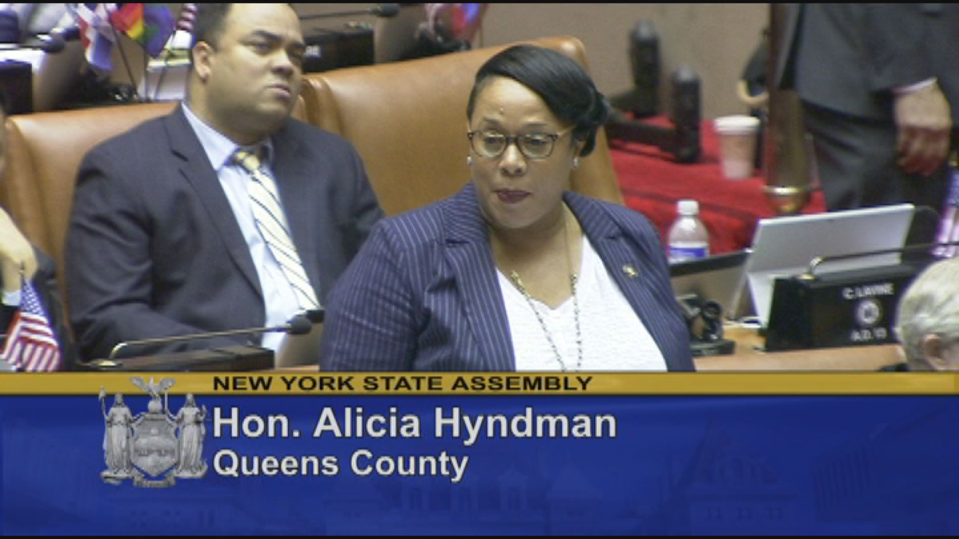Assemblymember Hyndman Helps Pass Criminal Justice Reform