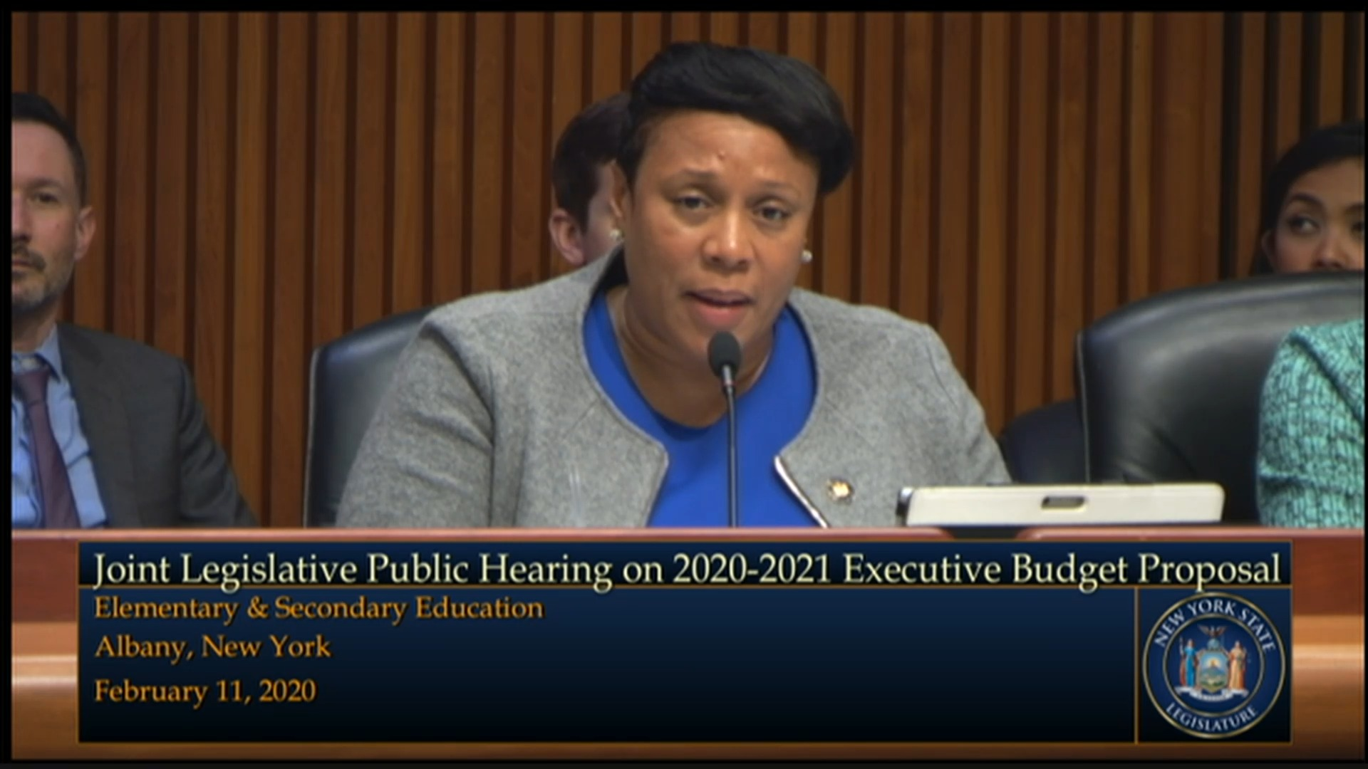 2020 Joint Budget Hearing on Elementary and Secondary Education (5)