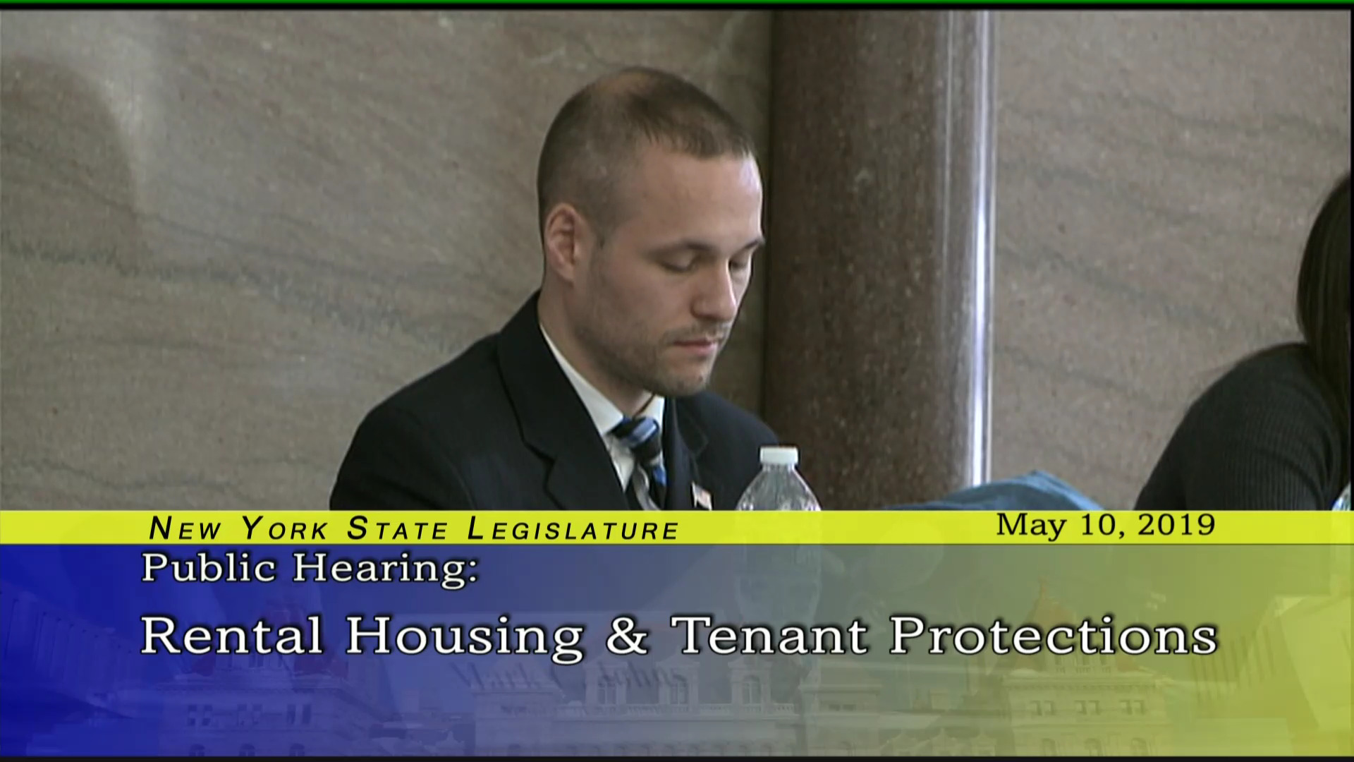 Barnwell Discusses Rental Housing and Affordable Housing