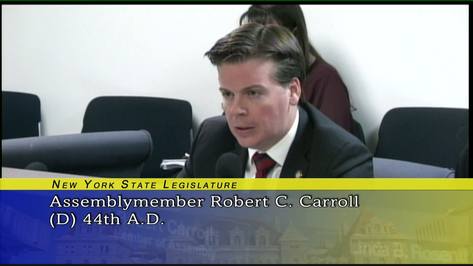 Carroll Discusses the Necessary Resources for an Efficient Early Voting