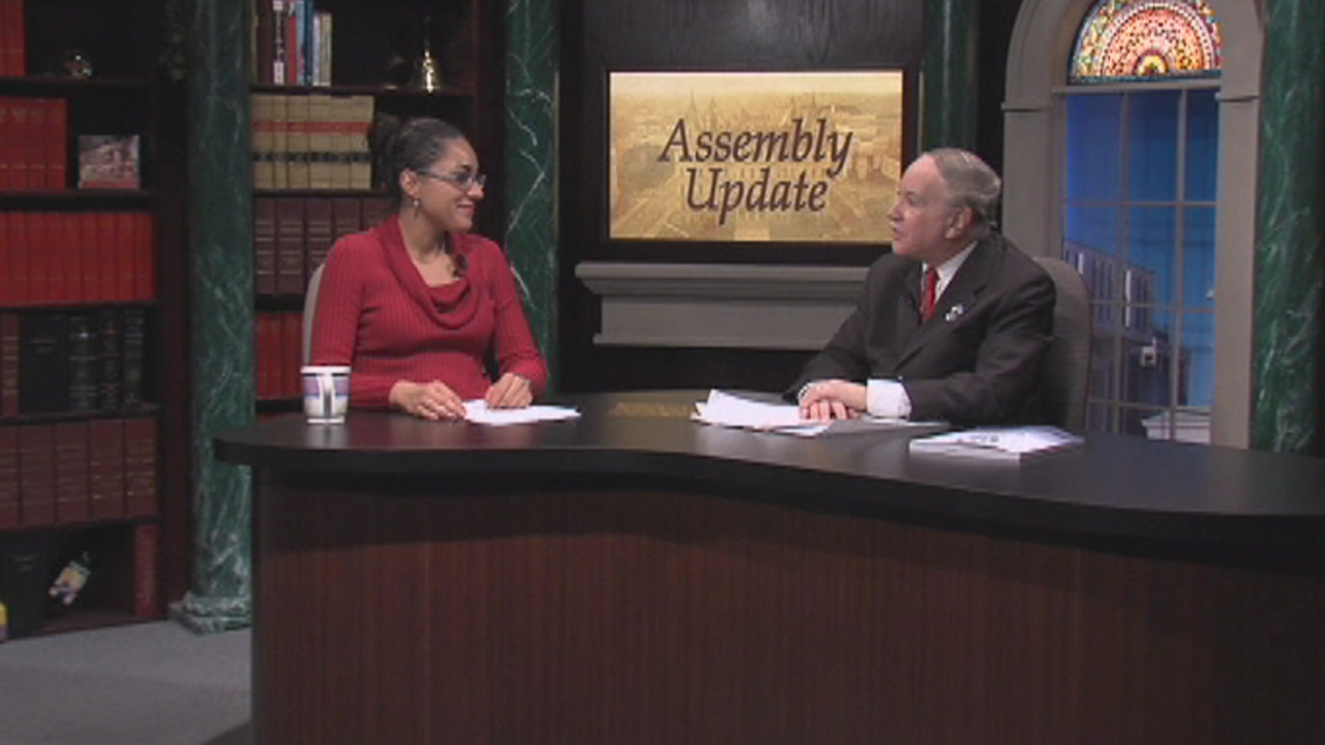 Assembly Update-2014-2015 Assembly Budget Resolution