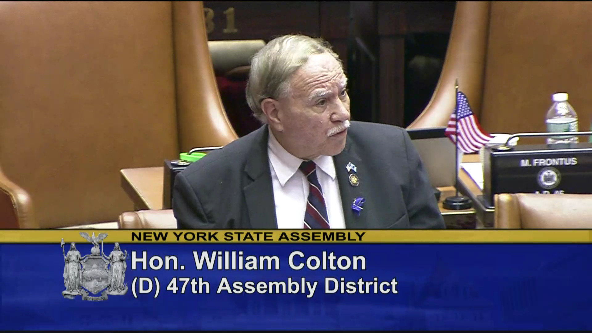 Assemblymember Colton Passes Historic Rent Protections