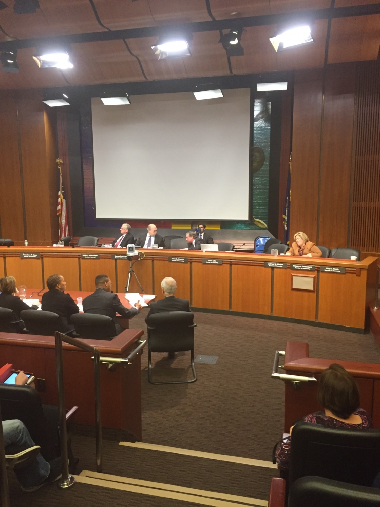 On Wednesday, January 20, Assembly Member Seawright spoke at a hearing to examine the telecommunications marketplace and the ability of consumers to obtain affordable and high quality cable, broadband, and telephone service. After hearing the plight of her constituents, Assembly Member Seawright felt compelled to ask Verizon what steps they are taking to protect seniors and other vulnerable populations during the migration from copper to fiber optics.