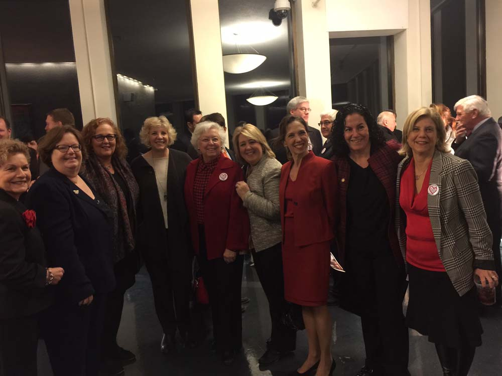Feb 13, 2017 – New York State Assembly Members in support of NYSUT's budget agenda<br />