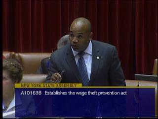 Wage Theft Prevention Act