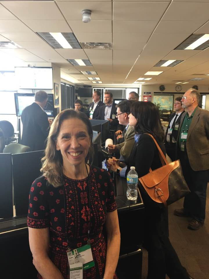 Assemblywoman Amy Paulin traveled to Scottsdale, Arizona to participate in a public service conference.