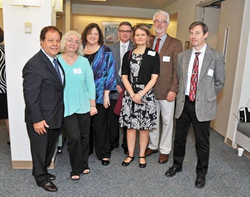 Library Legislative Event: Assemblyman Abinanti met with librarians from the 92nd Assembly District at the Westchester Library Legislative Event in Tarrytown.