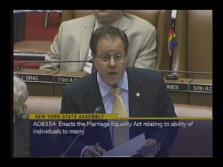 Marriage Equality Legislation