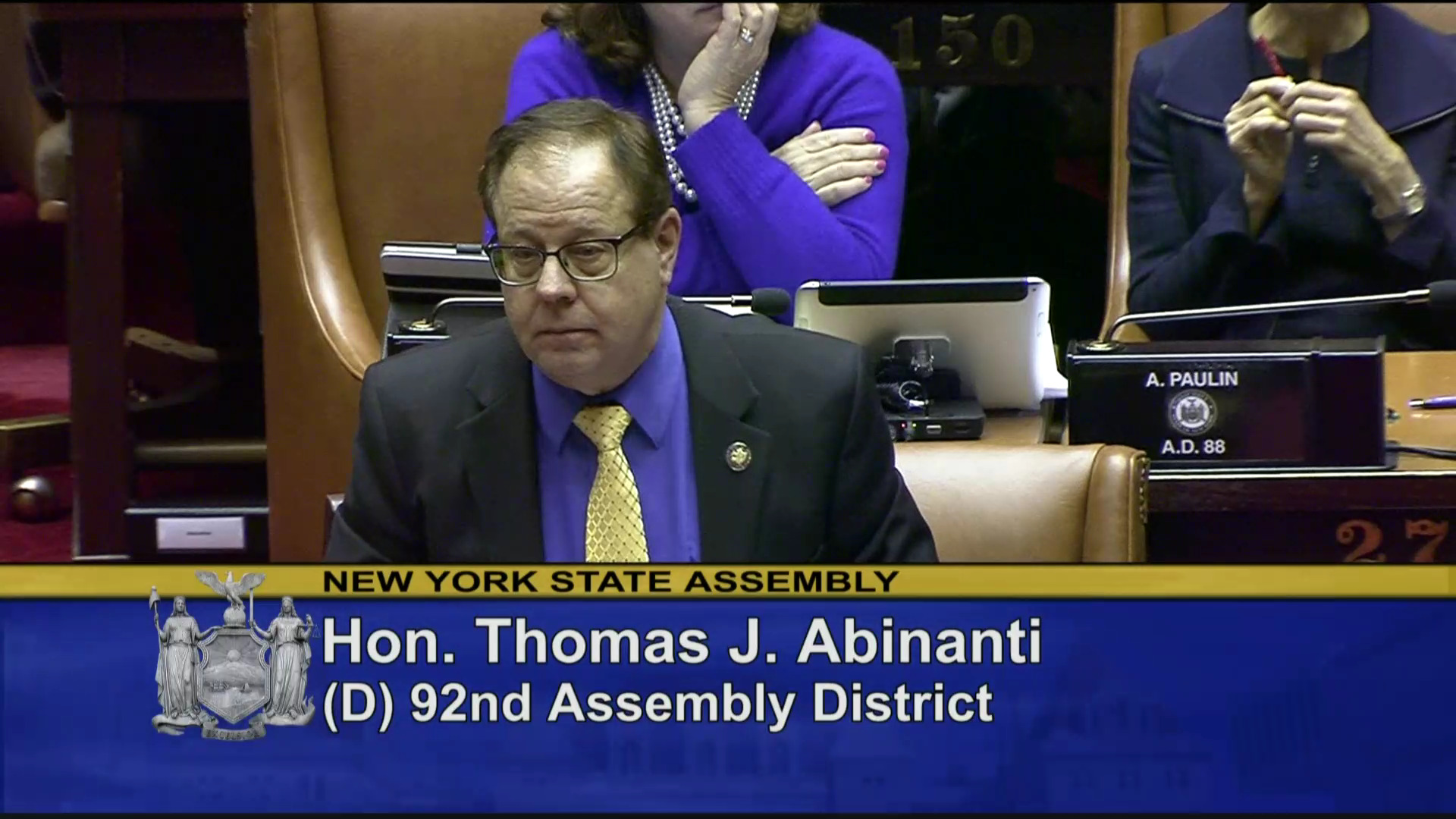 Abinanti: This Budget Will Hurt New Yorkers