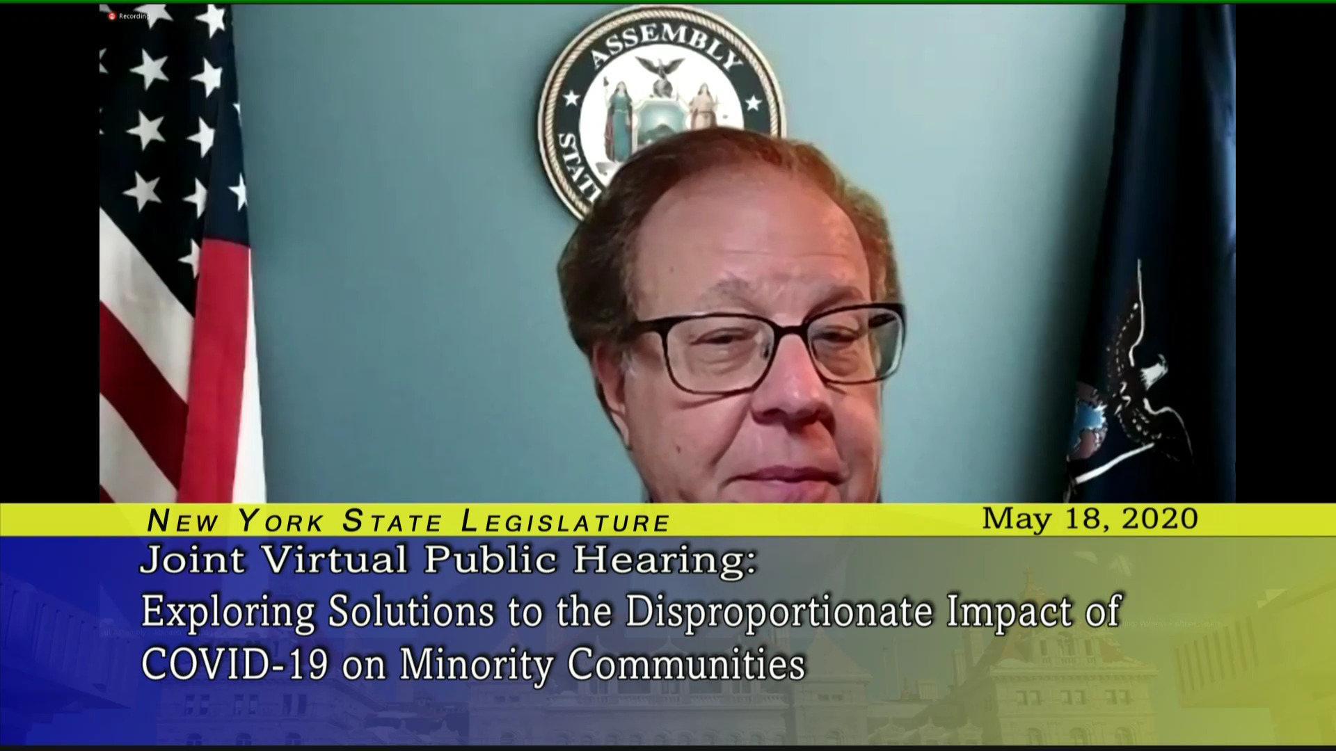 Impact of COVID-19 on Minority Communities (2)