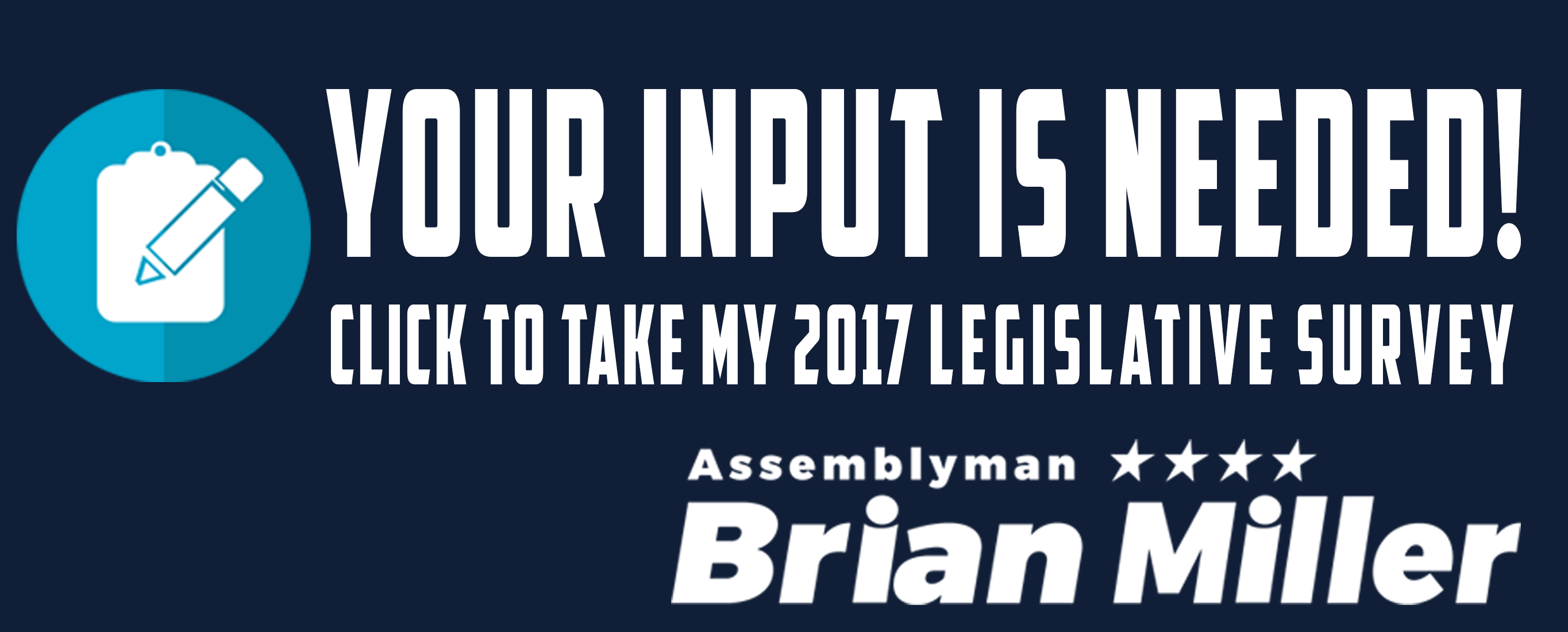 2017 Legislative Survey