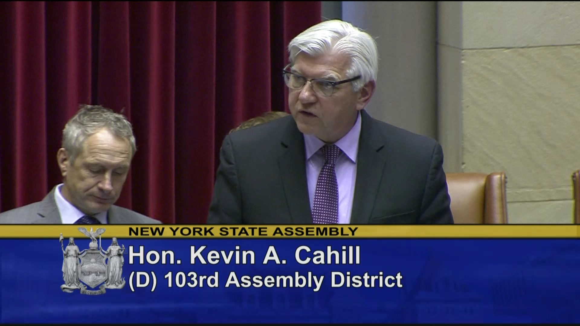 Cahill Debates Contraception Coverage Act
