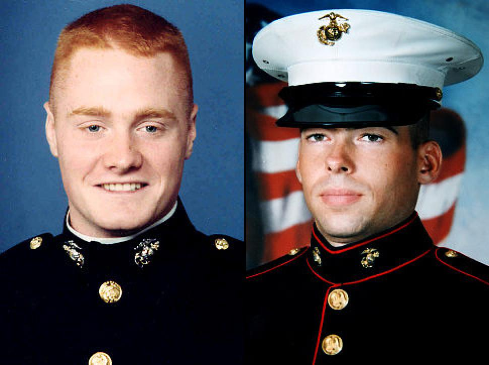 Remembering 2 Heroic NY Marines 10 Years Later