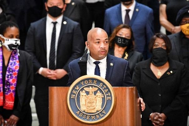 June 8, 2020: Press Conference for Criminal Justice Reform and Transparency