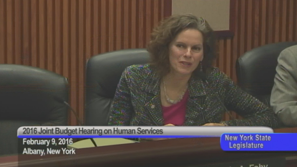 Assemblymember Fahy Asks About Increasing Childcare Provider Rates