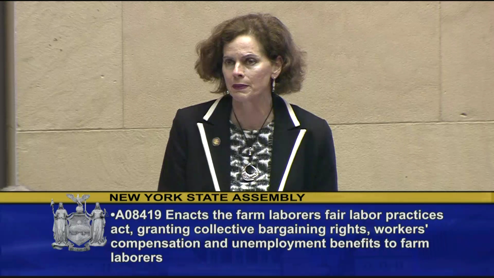 Fahy Fights to Strengthen Farmworkers' Rights