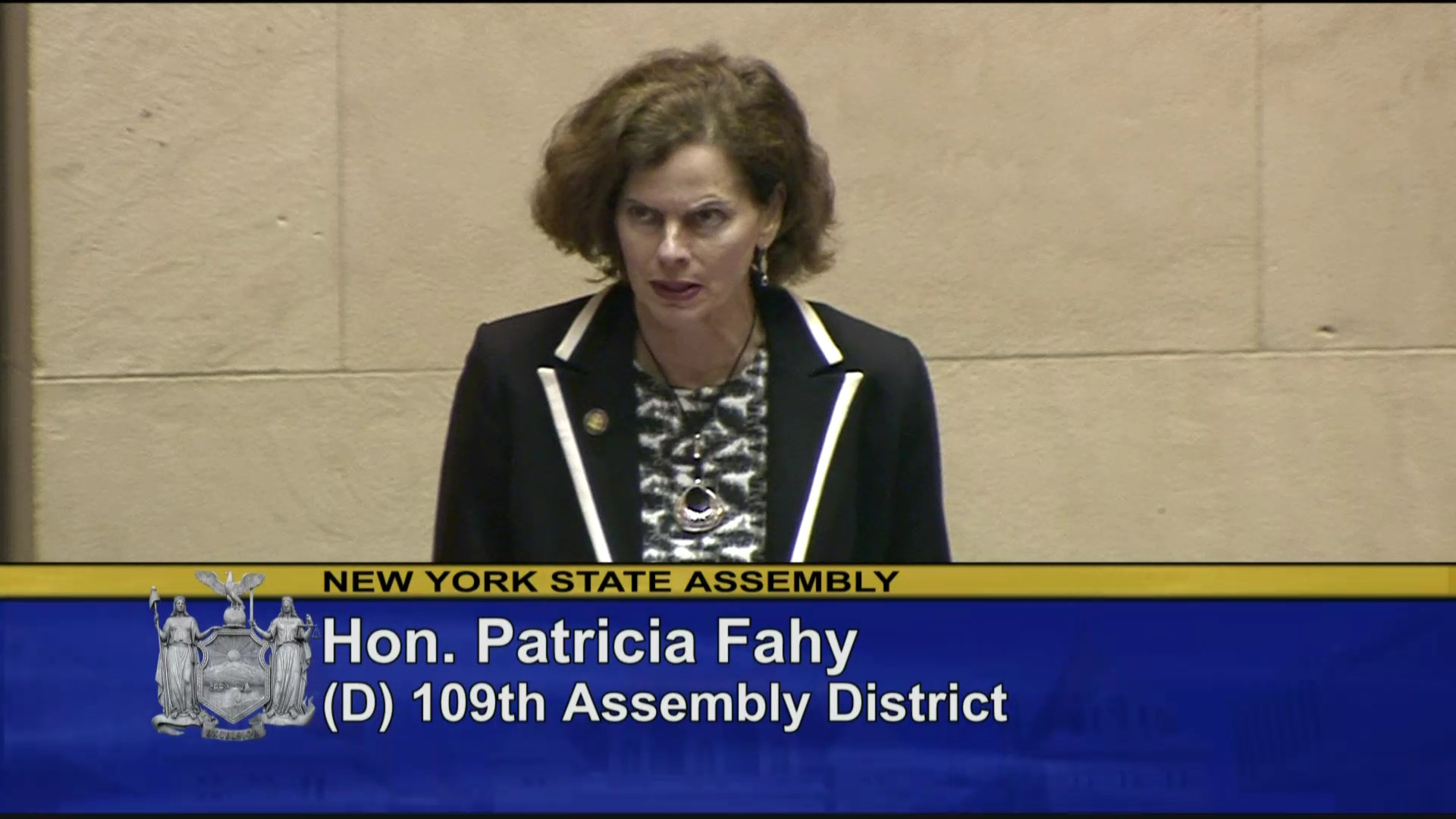 Fahy Fights to Cut New York's Carbon Emissions