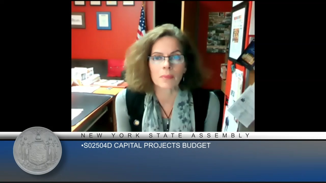 2021-2022 Capital Projects Budget Bill