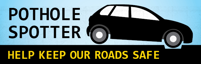 Pothole Spotter - Help Keep Our Roads Safe