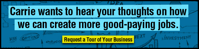 Request a Tour of Your Business