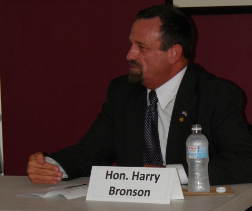 Assemblymember Bronson attended as a moderator a Marriage Equality Round Table Discussion sponsored by New Yorkers United for Marriage Coalition