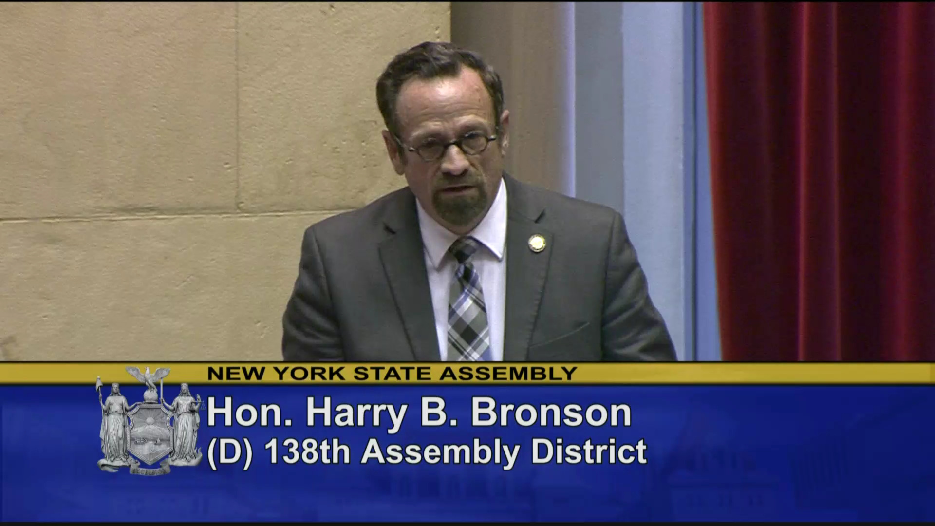 Bronson: Data Needed to Provide Programs, Protections for LGBTQ Community