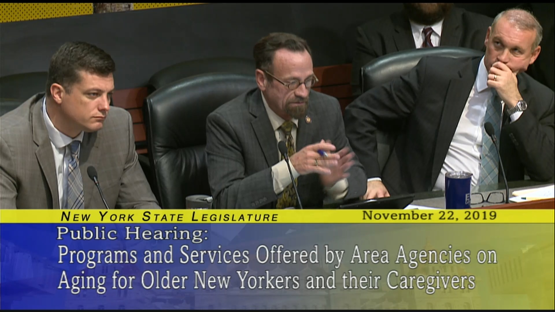 Public Hearing On Programs And Services For Aging New Yorkers (3)