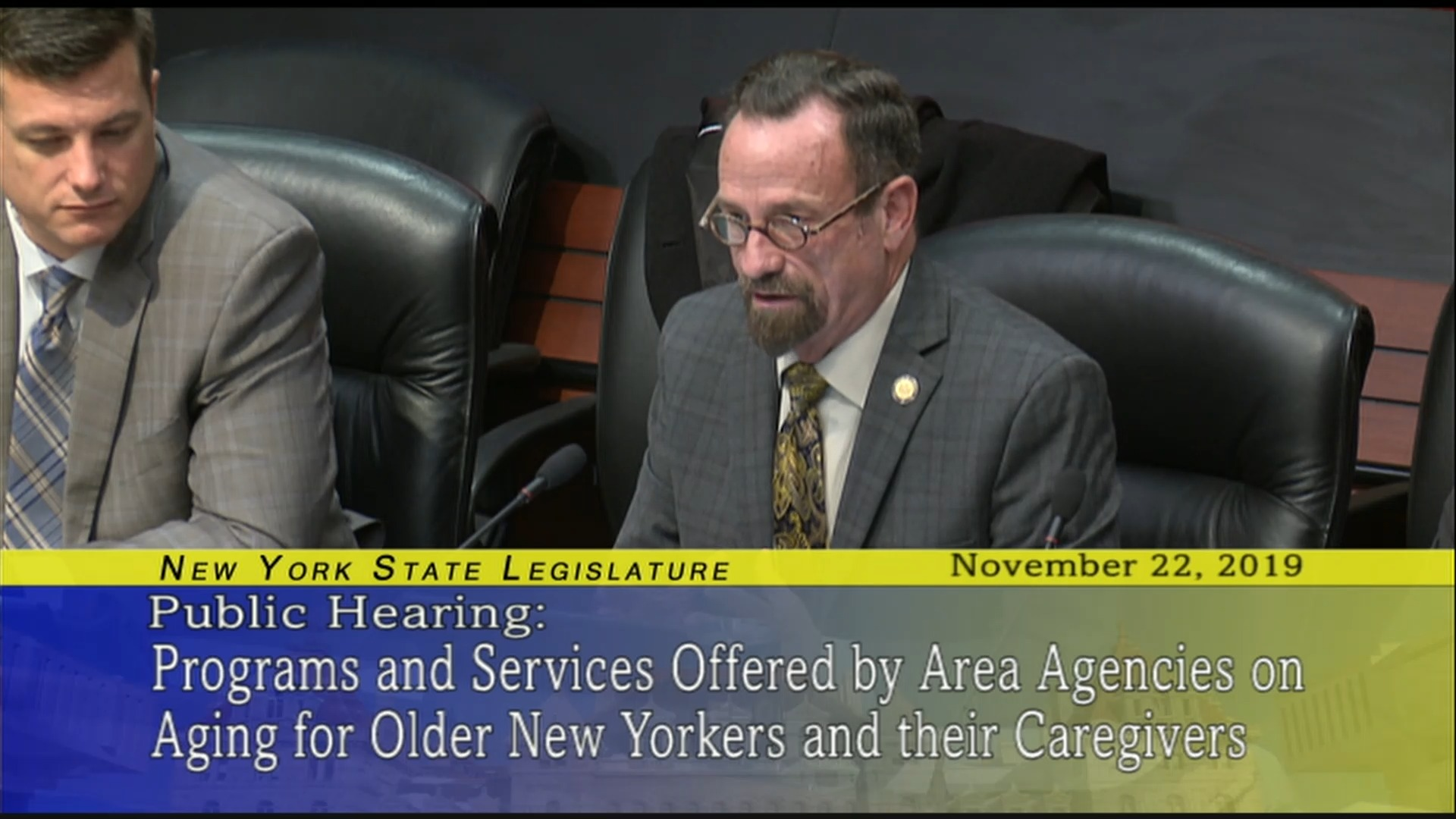 Public Hearing On Programs And Services For Aging New Yorkers (1)
