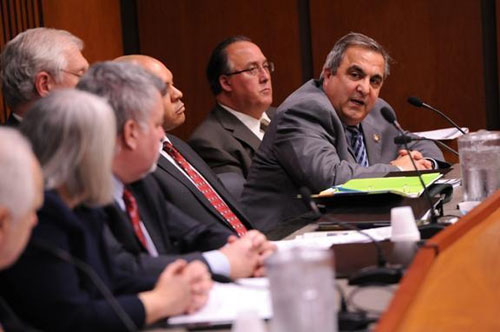 Assemblyman Joseph M. Giglio (R,I,C-Gowanda) urged Gov. Andrew Cuomo and legislative leaders to fully restore the disability programs that are on the chopping block in this year�s state budget negotiations.